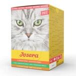 Josera Paté Multipack Katzenfutter 8x á 6x85g