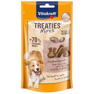 Vitakraft Treaties Minis Leberwurst 48g