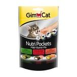 GimCat Nutri Pockets MaltVitamin Mix 150g