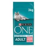 PURINA ONE BIFENSIS Adult Katzenfutter trocken Lachs