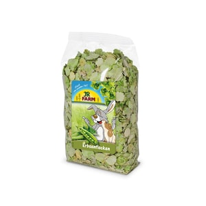 JR Farm Erbsenflocken Kaninchenfutter 1kg