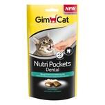 GimCat Nutri Pockets Dental 60g