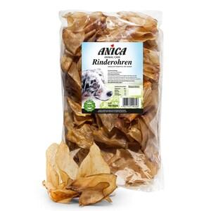 Anica Rinderohren Hundesnack 100 Stück