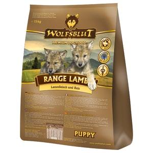 Wolfsblut Range Lamb Puppy Hundefutter 15kg