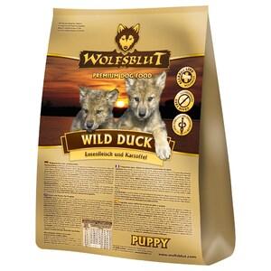 Wolfsblut Wild Duck Puppy Hundefutter 2kg