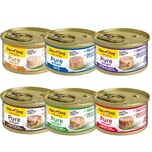 GimDog Little Darling Pure Delight Mixpaket 12x85g