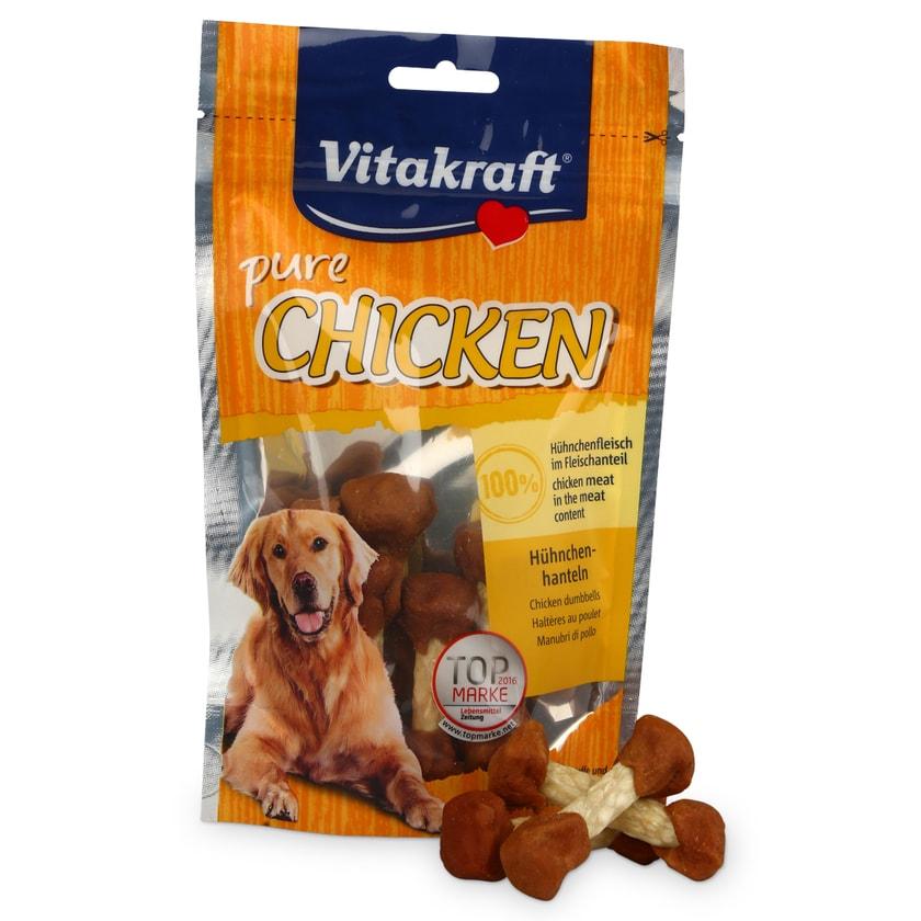 Vitakraft pure Chicken Hühnchenhanteln