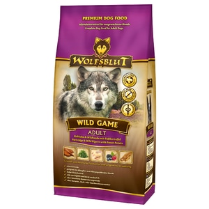 Wolfsblut Wild Game Adult