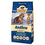 Wildcat Andhra mit Fisch