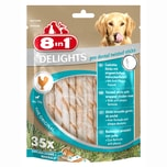 8in1 Hundesnack Delights pro dental Twisted Sticks