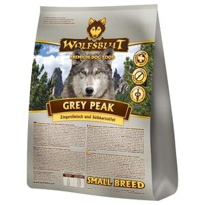 Wolfsblut Grey Peak Small Breed Hundefutter 2x15kg