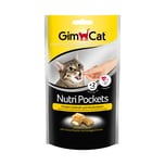 GimCat Nutri Pockets Käse + Taurin 60g
