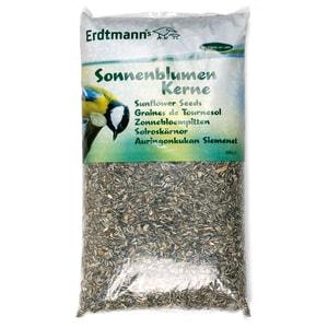 Erdtmann's Sonnenblumenkerne 5kg Vogelfutter