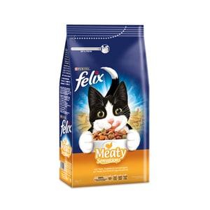 Felix Farmhouse Sensations mit Huhn, Truthahn und Gemüse Katzenfutter 2kg