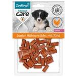 ZooRoyal Individual care Junior Hühnersticks mit Rind