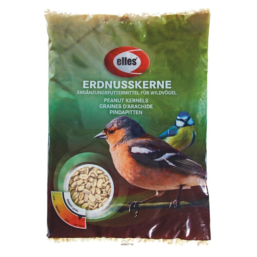 elles Wildvogelfutter Erdnusskerne