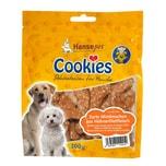 Hansepet Hundesnack Cookies Delikatess-Hühnchen-Reis-Knochis