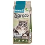 ZooRoyal Tigrooo Öko-Komfort Klumpstreu 40l
