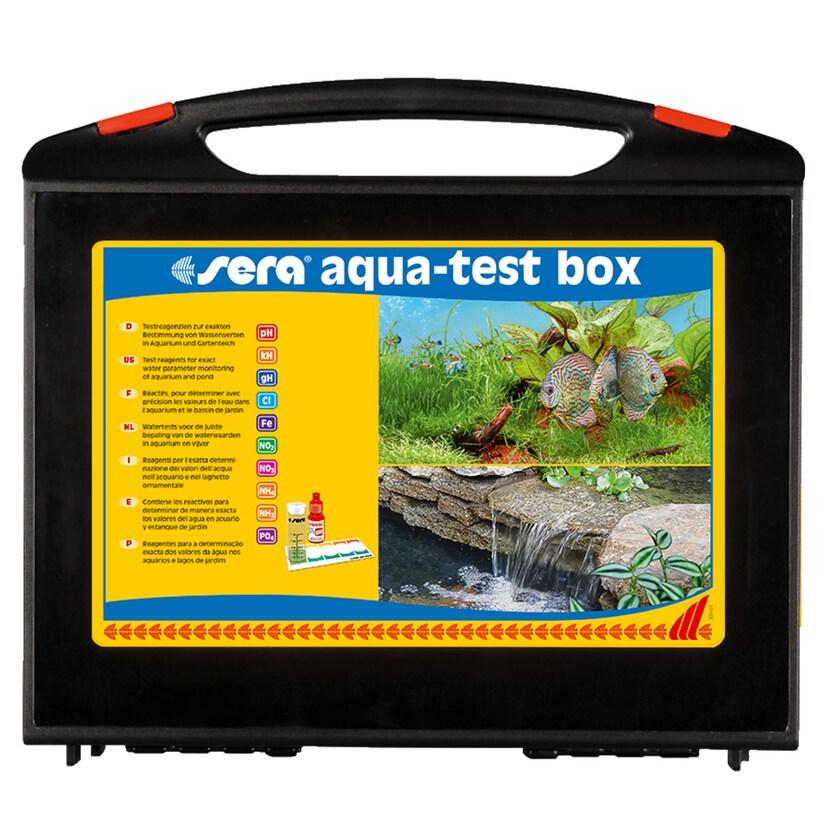 Sera aqua-test box (+Cl)
