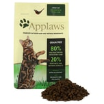 Applaws Cat Hühnchen mit Lamm Katzenfutter 400g