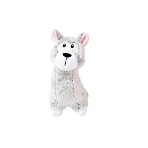 ZooRoyal Hundespielzeug Alpaka grau