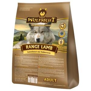 Wolfsblut Range Lamb Adult Hundefutter 15kg