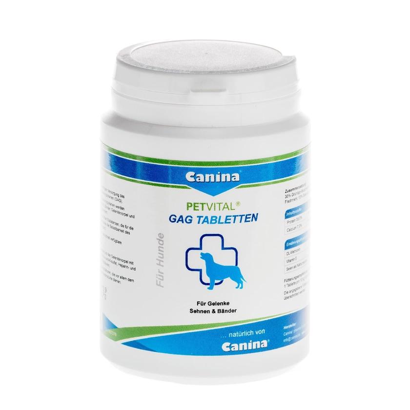 Canina Pharma PETVITAL GAG Tabletten
