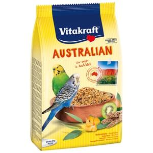 Vitakraft Australian Hauptfutter für Wellensittiche 800g
