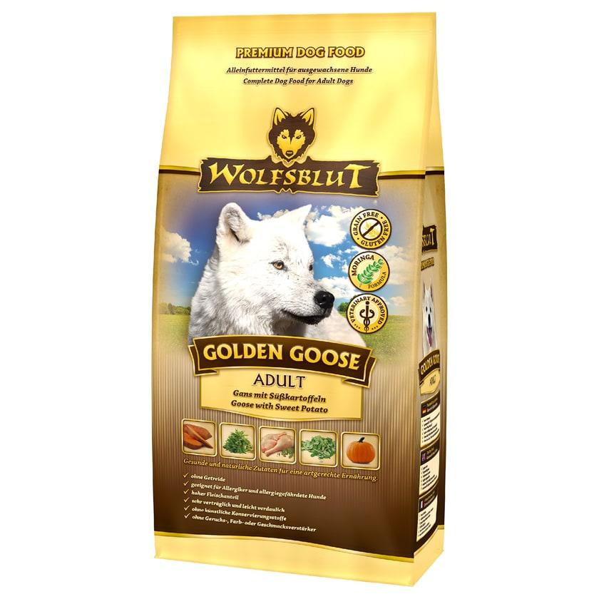 Wolfsblut Golden Goose Adult