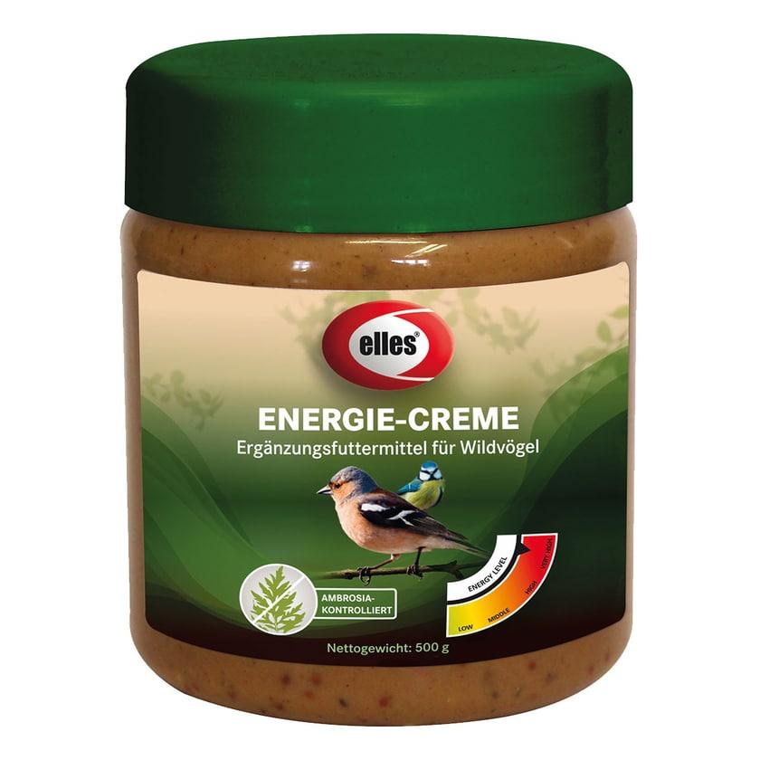 elles Wildvogelfutter Energie-Creme Glas