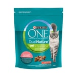 PURINA ONE DUAL NATURE Sterilized Lachs mit Spirulina 750g