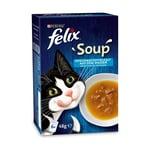 FELIX Soup Geschmacksvielfalt aus dem Wasser mit Kabeljau, Thunfisch und Scholle