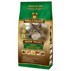 Wolfsblut Green Valley Adult Hundefutter 15kg