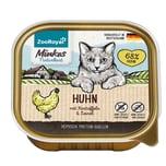 ZooRoyal Minkas Naturkost Adult Huhn mit Kartoffeln & Leinöl