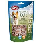 Trixie Hundesnack PREMIO Rolls mit Hühnchen und Seelachs